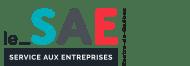 Le_SAE Centre-du-Québec | Formation | Service aux entreprises Logo