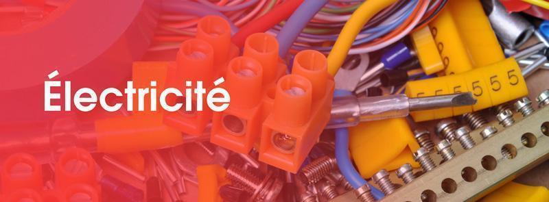 Électricité - formations